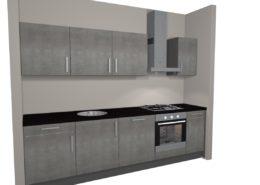 Complete Keuken Goedkoop : Keukens de keukenbaas