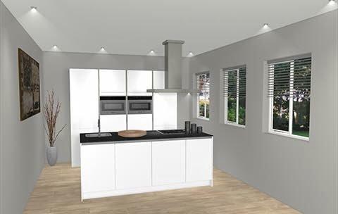 De keukenbaas referenties24 de keukenbaas for Keuken 3d ontwerpen